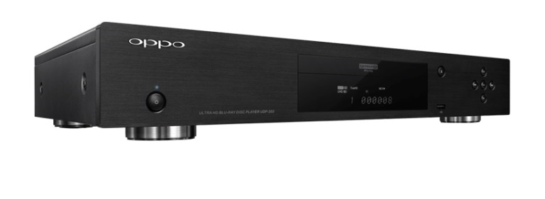 OPPO UDP 203 UHD BLU-RAY PLAYER