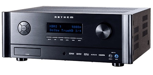 ANTHEM AV RECEIVERS & AV PROCESSORS