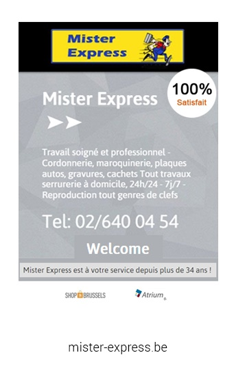mister-express.be
