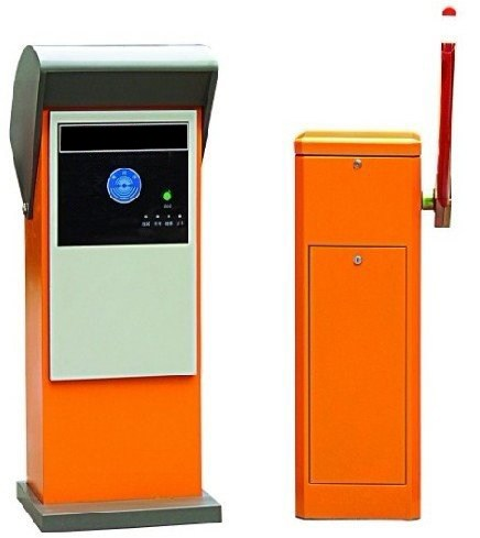 Intelligent Car Parking System Management, Entrance Barrier With Bluetooth