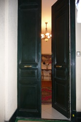 Entrance door to Apartment