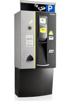 Parking Payment Machines