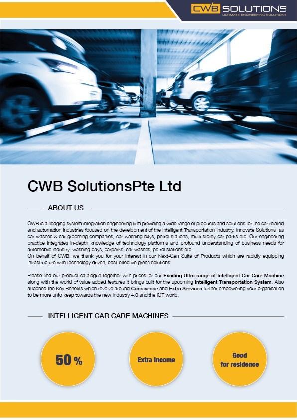 CWB Solutions   Splash n Dash